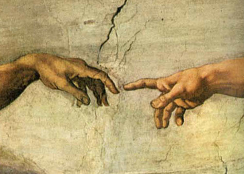 Michelangelo-Creation-hands-L